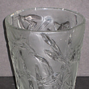 Consolidated Katydid Tumbler Vase