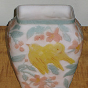 Consolidated Chickadee Vase