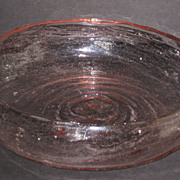 Consolidated Catalonian Lily Bowl
