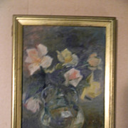 Oil Painting Still Life