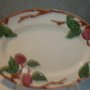 Vintage Franciscan Apple Platter