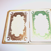 Vintage Rococo Piatnik Playing Cards Austria No 2130