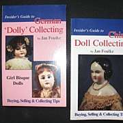 Pair of Doll Collector's Books By Jan Foulke