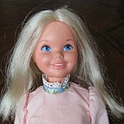 "Talking ""Cynthia"" Doll - Mattel 1971"