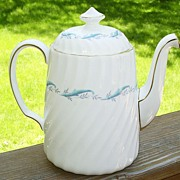 Minton Downing Coffee Pot
