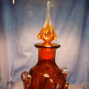 Amber Aseda Decanter