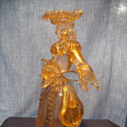 Murano Golden Lady by Barovier