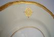Royal Worcester  Irish Guards plate,  Princess Elizabeth & Duke of Edinburgh 1947
