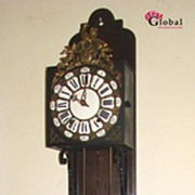 REDUCED Rare and Unusual French Wall Clock !!