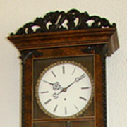 REDUCED Fantastic and Exceptional Lenzkirch Wall Clock !!