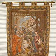 SALE Exceptional and Unique Antique Gobelin Tapestry for Castle or Office !!