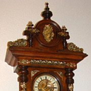 SALE Extraordinary Beautiful Wall Clock with Music !! Price Reduced !!