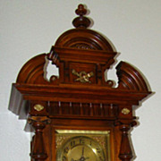 SALE Extremely Beautiful Free Swinger Wall Clock !! Price Reduced !!