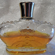 Vintage Large 4 oz. Prince Matchabelli BELOVED Cologne Perfumee