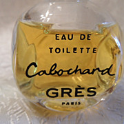 GRES Cabochard Paris Eau de Toilette Perfume 80%