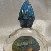 "50% OFF  Vintage 1940's/50's Avon ""Nearness"" Toilet Water Cologne Bottle"