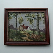 Cottage Needlepoint