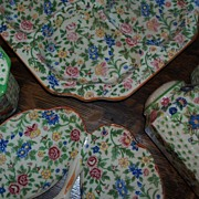 Cottage Chintzware Collection (Six Pieces) SPECIAL PRICE