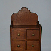 Spice Chest - Five Drawers