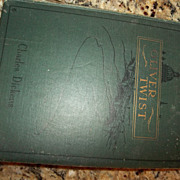 Oliver Twist  1918 hard cover book
