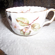 "Adderley fine bone china England "" Bramble"" tea cup"