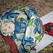 Vintage Topsy Turfy black american, and White dolls