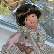 Schoenhut Wood  Doll
