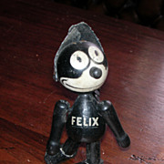 SALE Schoenhut Wood Felix The Cat 1920's