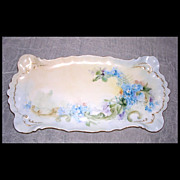 Lovely Limoges Tray c. 1915