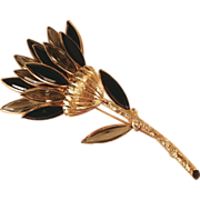 Corocraft Flower Pin
