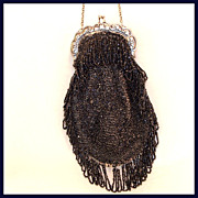 Victorian Beaded Ladies' Purse