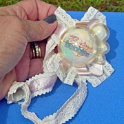"SALE Vintage ""Baby Bubbles"" Ideal Doll  Headband"