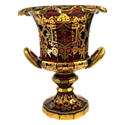 Exceptional Campana Shaped Vase circa 1860