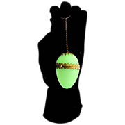 Palais Royal Opaline Egg Chatelaine