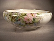 "Beautiful Hand Painted Porcelain Center Bowl 8 1/2"" in Diameter"