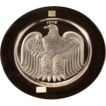 Lalique Crystal 1976 �Bon Anniversaire, Amerique� Eagle Annual Plate Bicentennial   12th in a Series