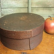Great Granny�s Early Old Bentwood Primitive Farmhouse Pantry Box