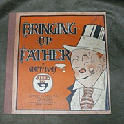Bringing Up Father Jiggs Comic Strip Book, 1925 Cupples Leon