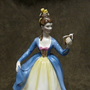 "SALE Royal Doulton ""Leading Lady"" Figurine HN2269"
