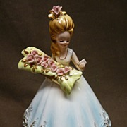 "SALE Josef Original Romance Series Figurine - ""The Courtship"""