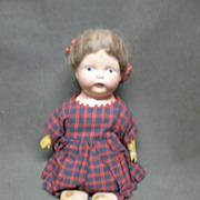 "SALE Vintage 16"" Composition Doll"