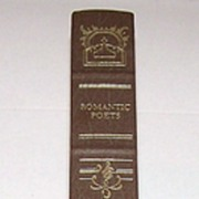 �Romantic Poets: William Blake to Edgar Allan Poe� Franklin Library, W. H. Auden (Ed.) ...