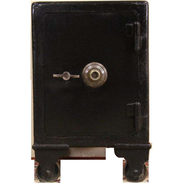 Antique+Cast+Iron+Safes Safe with Combination Lock, Antique 1890's ...: http://www.pic2fly.com/Antique+Cast+Iron+Safes.html