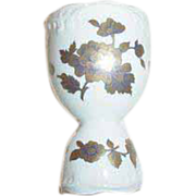 "~ Estee Lauder Porcelain ""Ice Palace"" Collection Egg Cup ~"