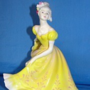 "SALE Royal Doulton bone china / porcelain figurine ""Ninette"" HN 2379"