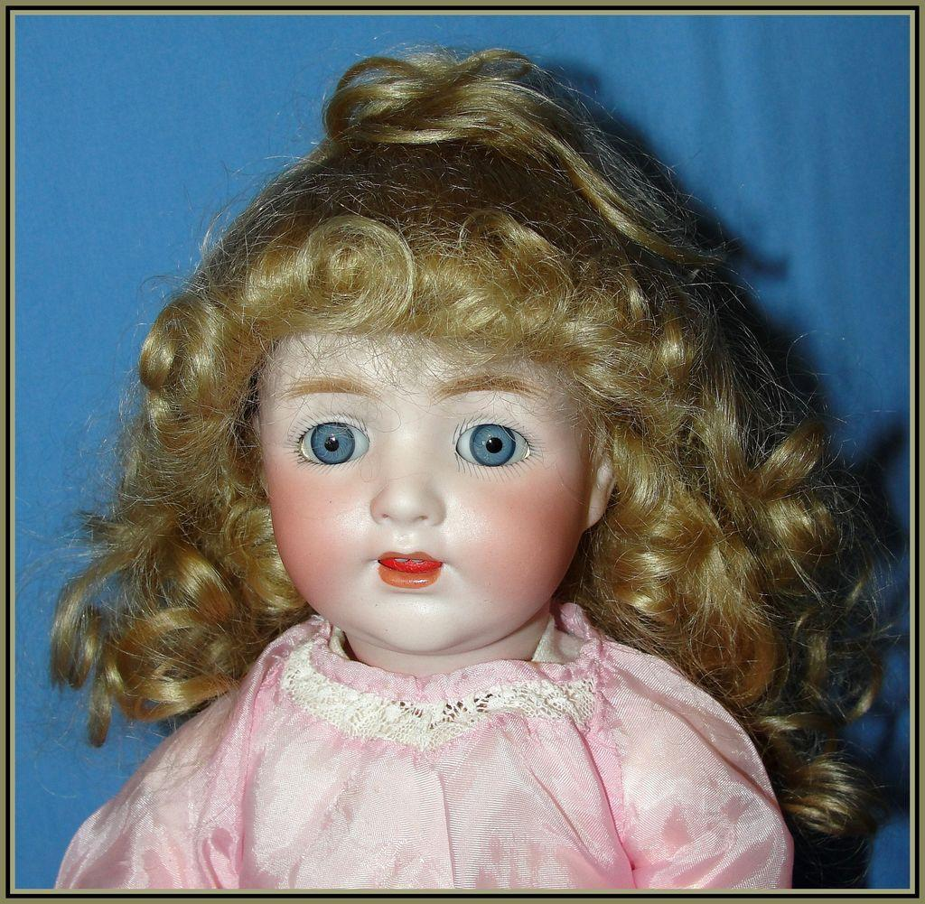 Antique Kestner Character Baby #257 Sweet Doll!