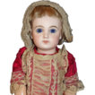 SALE Depose Jumeau B�b� - Early French Bisque Doll - Petite size -  Exquisite!