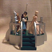 "Hallmark Wizard of Oz ""Click Your Heels"" Ornament"