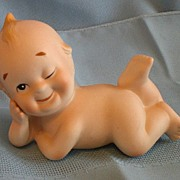 Lefton Kewpie Doll