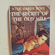 The Hardy Boys The Secret Of The Old Mill